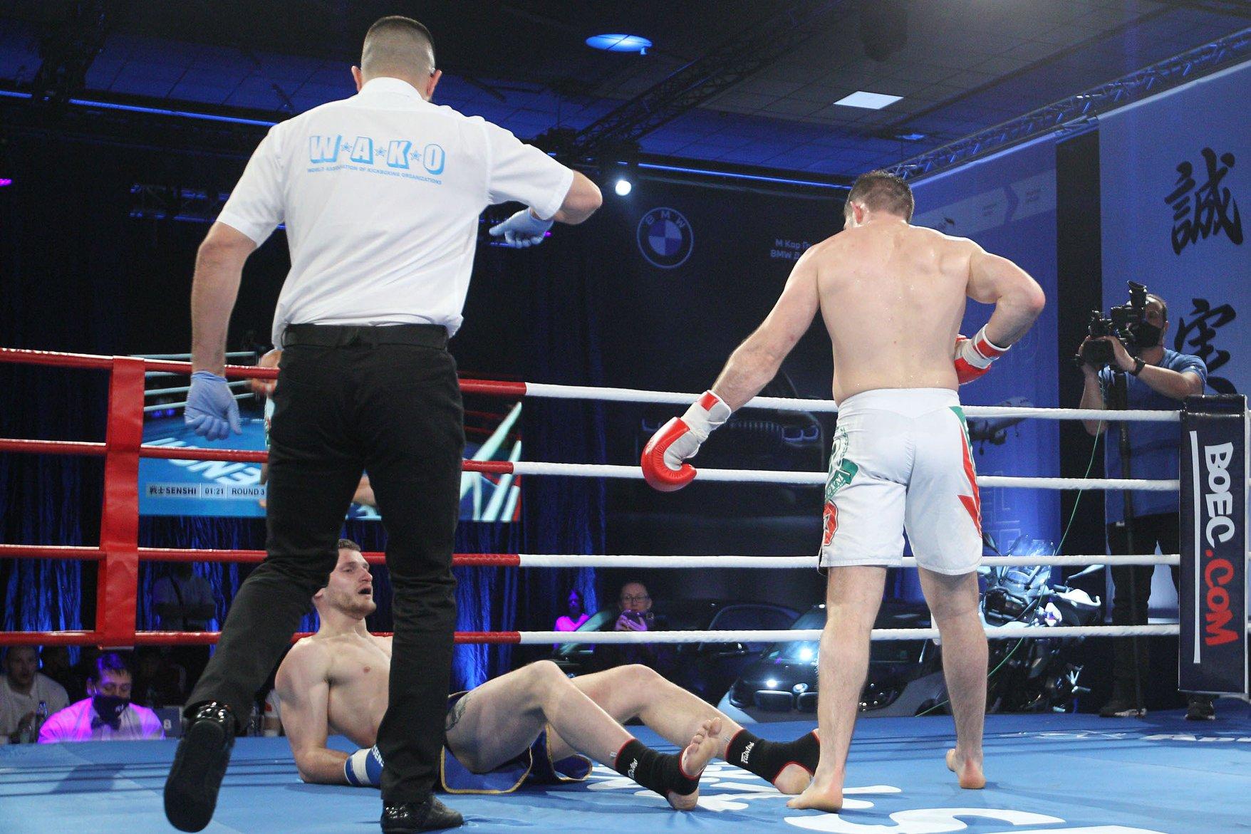 COVID-19 отлага мача на Сергей Браун и Никола Тодорович в SENSHI 8