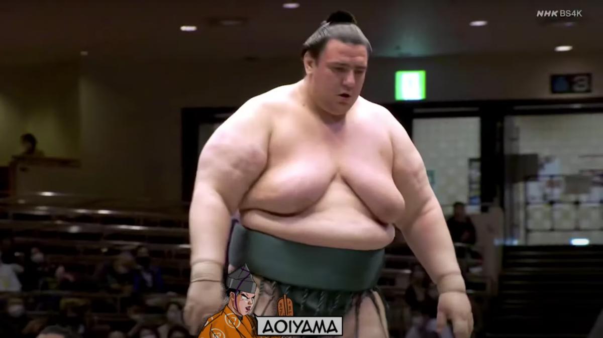Шесто поражение за Аоияма (видео)