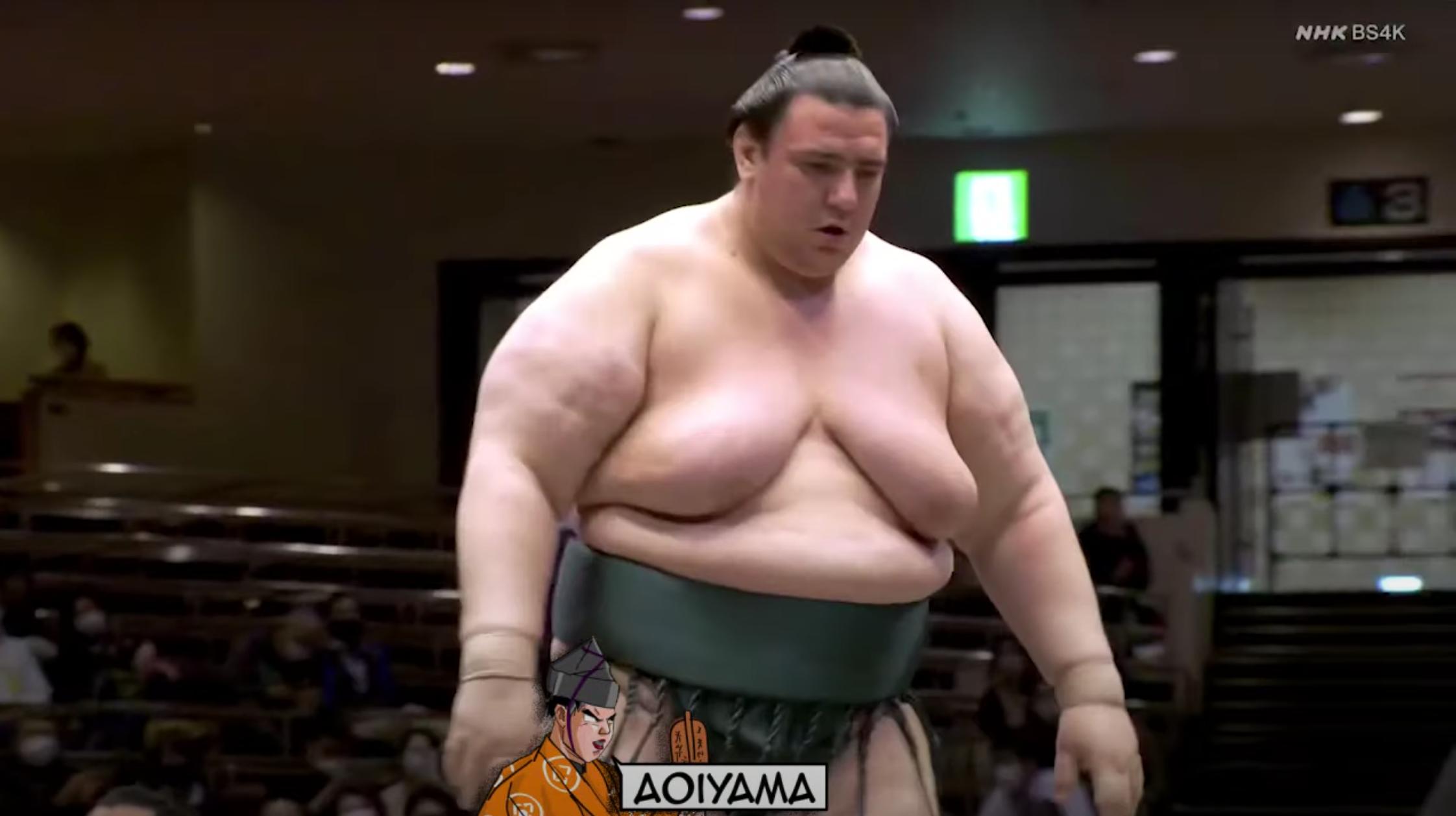 Грешна стъпка на лидера качи Аоияма на второ място (ВИДЕО)