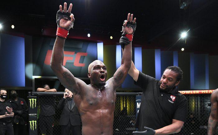 Дерек Брънсън победи Кевин Холанд в главния мач на UFC Вегас 22