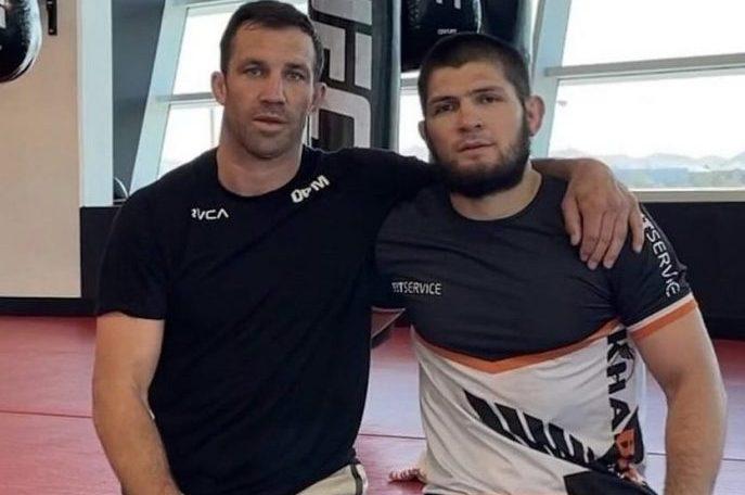 Хабиб ще тренира Люк Рокхолд за завръщането му