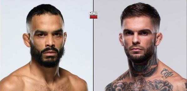 Двубоят Фонт – Гарбранд оглави събитие на UFC