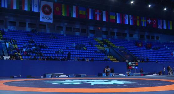 България завърши с 6 медала на турнира по борба в Киев