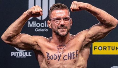Поляк ще опита да запише първи успех в UFC