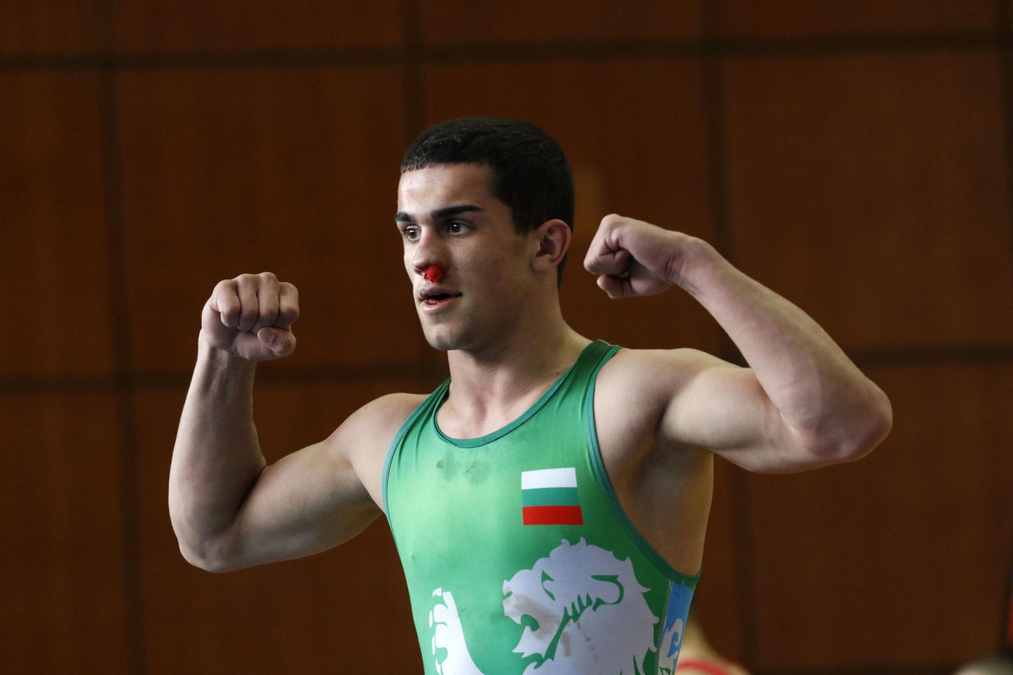Расим и Иванов стартират на Европейското по борба до 23 години
