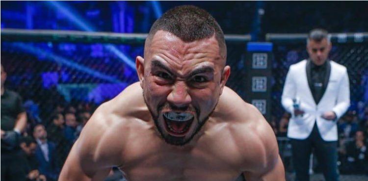 Непобеден шампион от Combate Americas дебютира в UFC