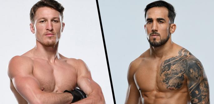 Коронавирус лишава UFC 260 от още един сблъсък