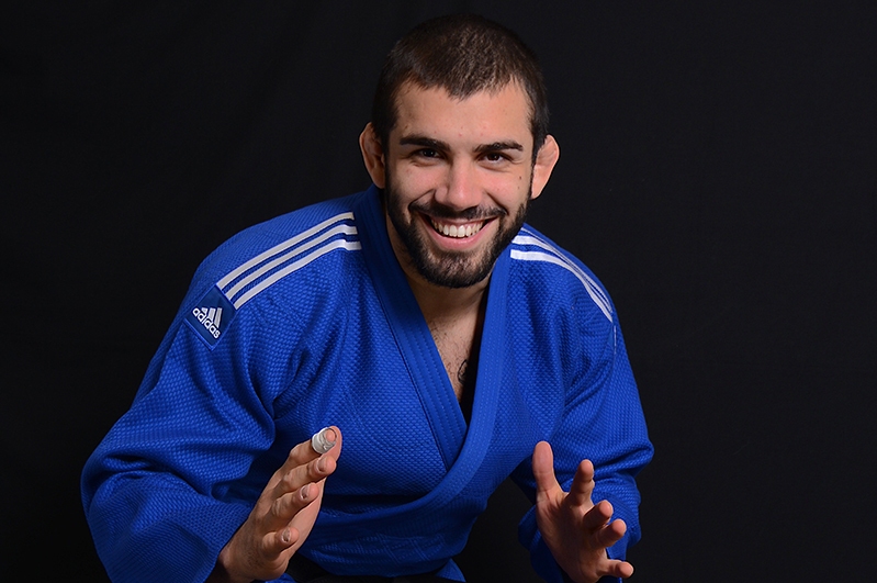 Тома Никифоров в спор за бронзов медал в Тбилиси