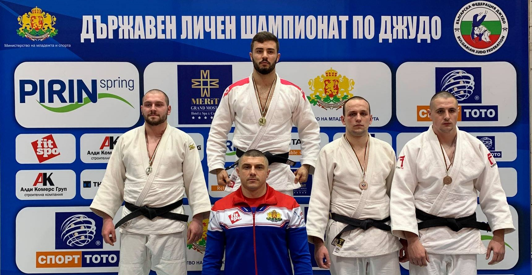 Борис Георгиев с титла на Държавното по джудо (ГАЛЕРИЯ)