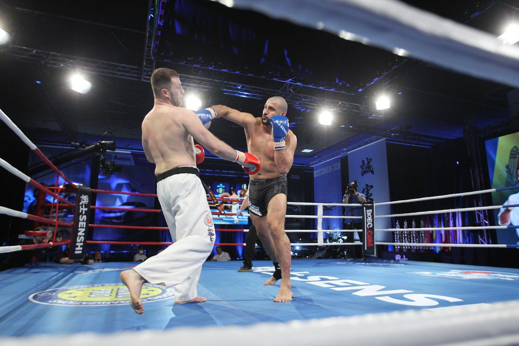 SENSHI 7: Йон Бритчи срещу Даниел Гълъбаров (ВИДЕО)