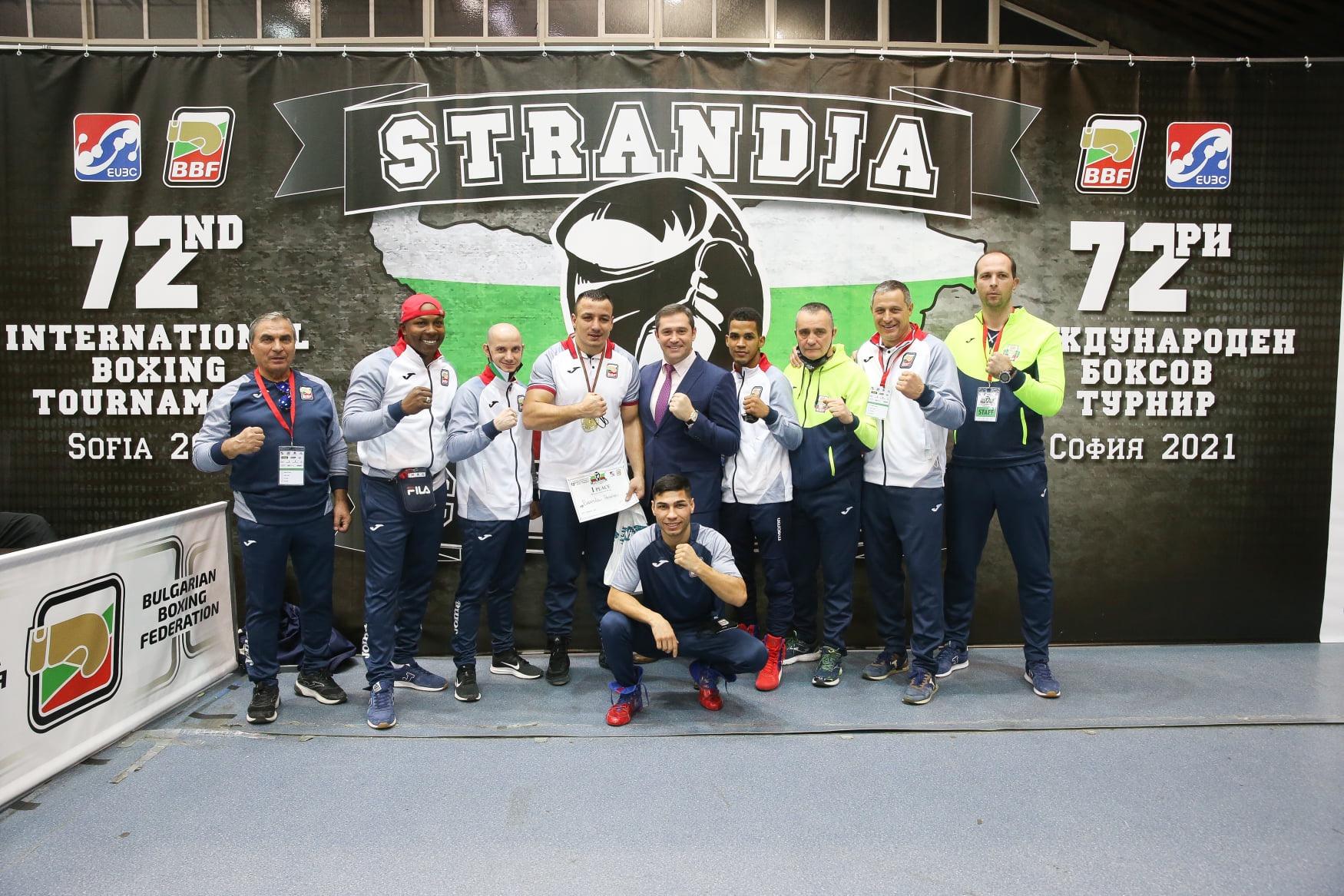 Изпращаме петима боксьори на турнир в Украйна