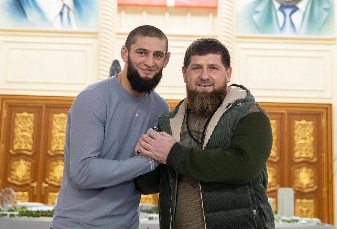 Кадиров прибра Чимаев в Чечня