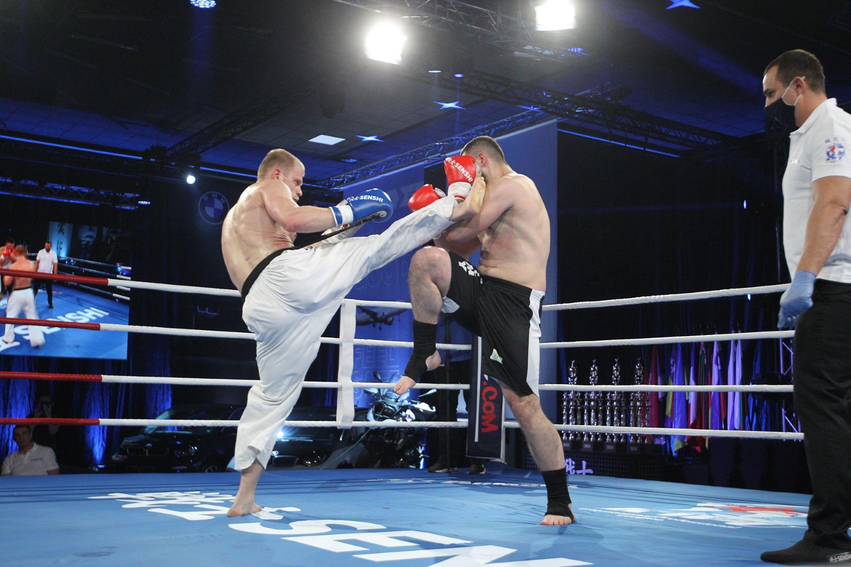 SENSHI 7: Ахмед Кърнич срещу Виталий Ишахнели (ВИДЕО)
