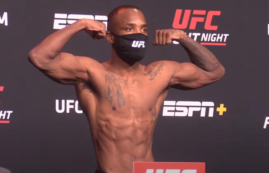 Успешен кантар за всички бойци от UFC Fight Night 187