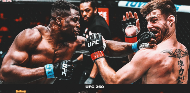 Нгану нокаутира Миочич за пояса при тежките в UFC
