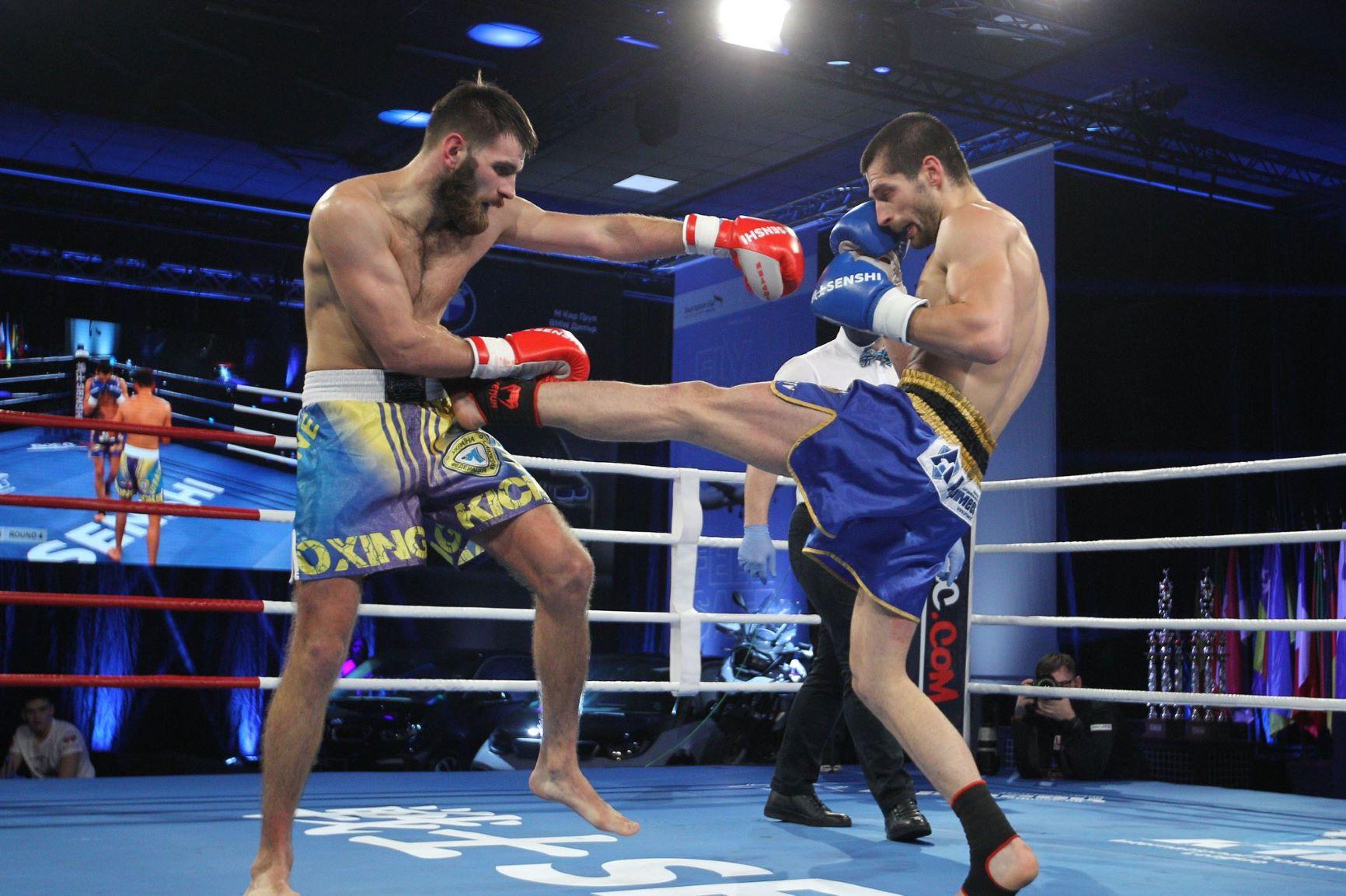 SENSHI 7: Богдан Базюк срещу Петър Стойков (ВИДЕО)