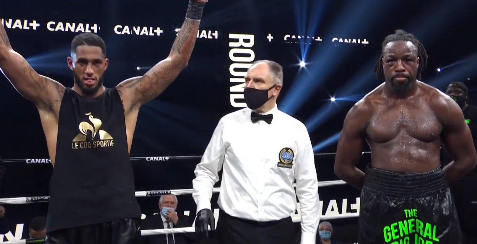 Тони Йока отказа Джоел Тамбве Джеко в последния рунд