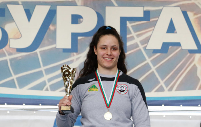 Ванеса Калоянова: Борбата ме научи, че невъзнаграден труд няма