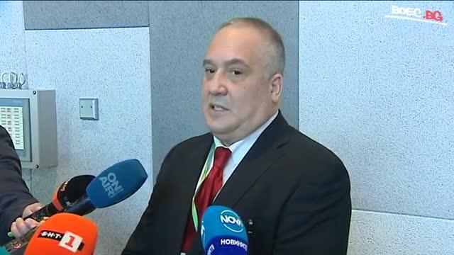 Слави Бинев: Бяхме ограбени с два медала (ВИДЕО)