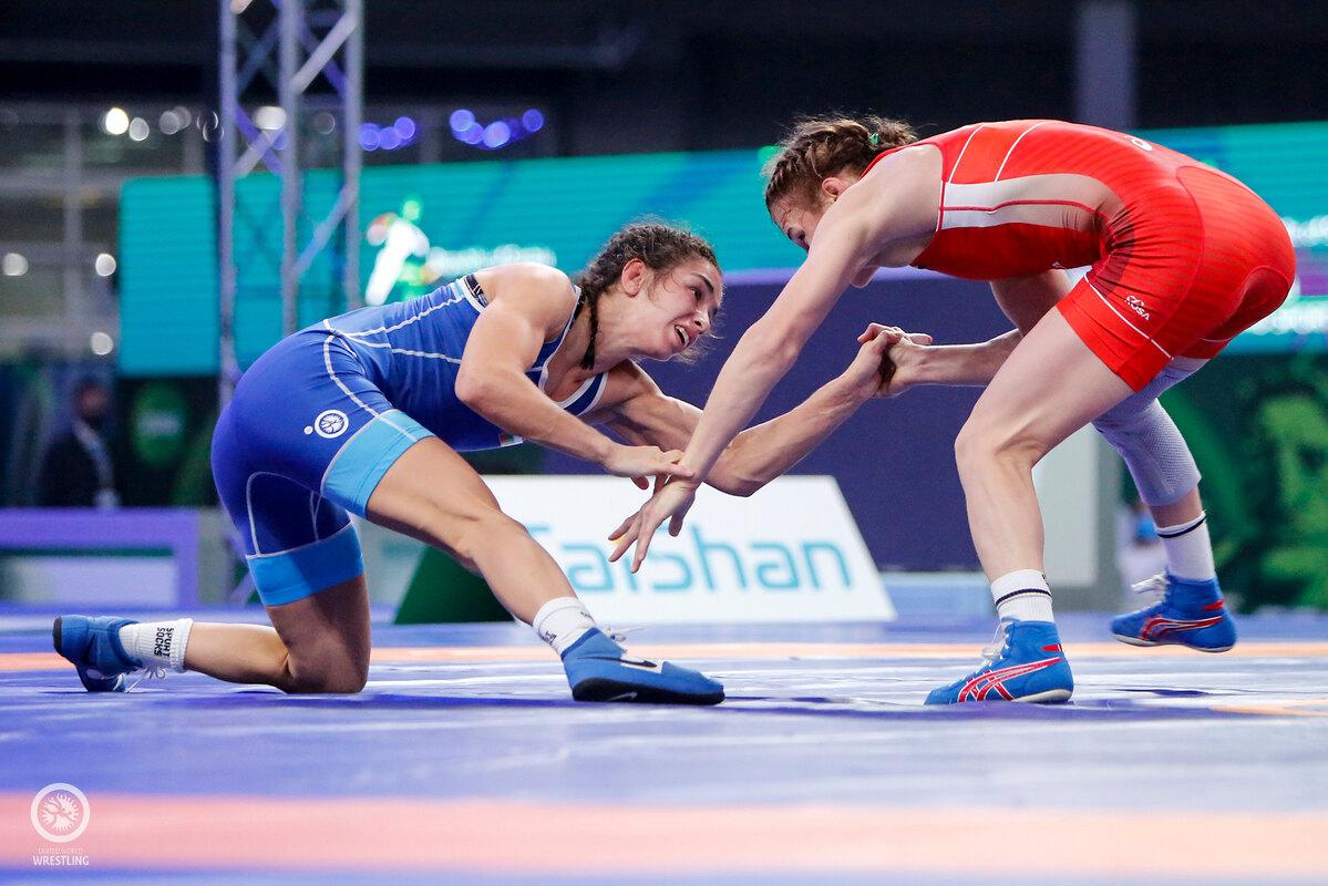 Селишка и Дудова на полуфинал