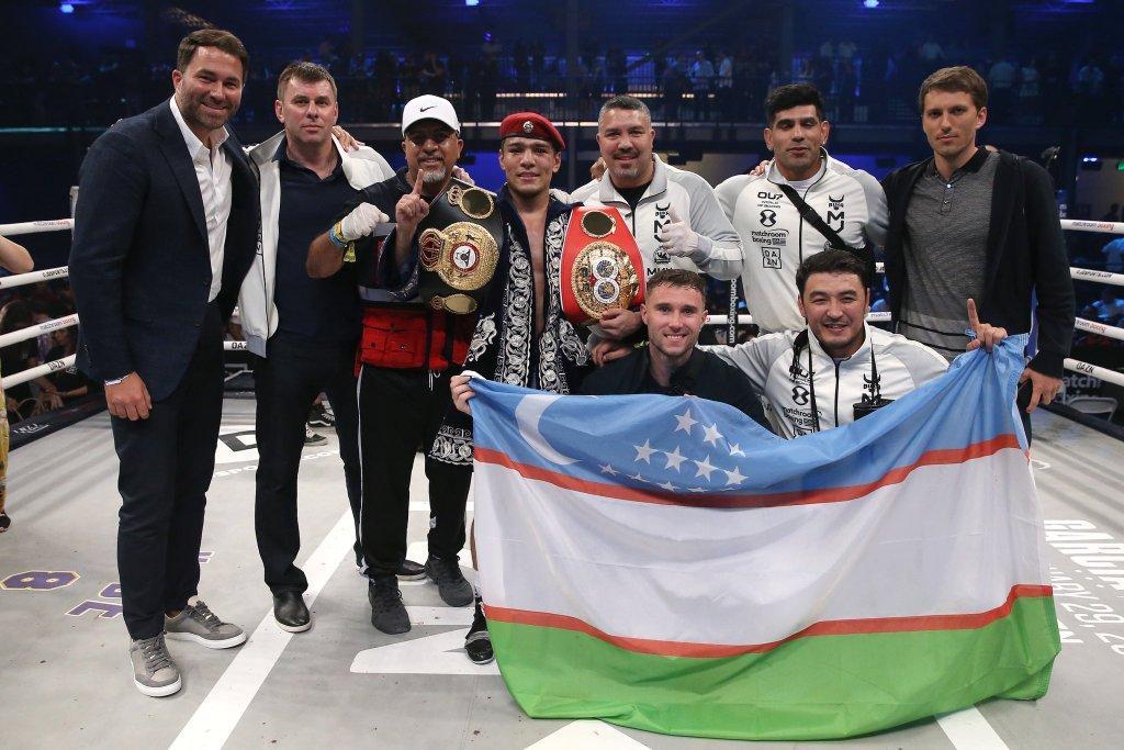 Определиха съперника на узбекистанското чудо