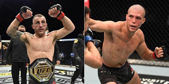 Волкановски и Ортега треньори в новия сезон на The Ultimate Fighter