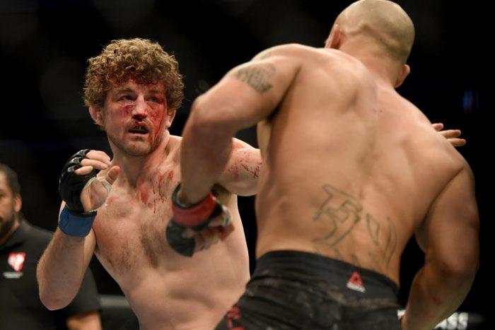 Бен Аскрен: Боксът е далеч по-лесен от ММА