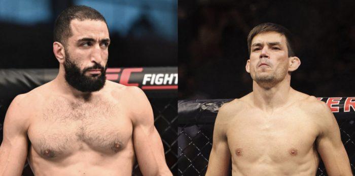 Белал Мохамед – Деймиън Майа на UFC 263