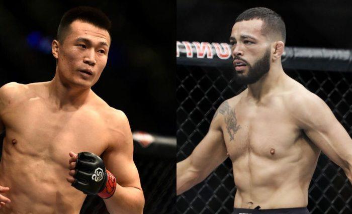"""""""Корейското зомби"""" и """"Динамита"""" оглавяват шоу на UFC"""