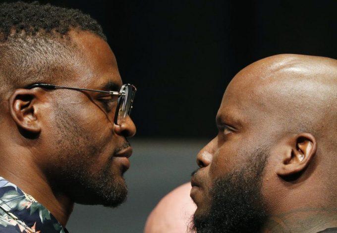 Нгану отказал реванш с Дерик Люис, чака Джон Джоунс