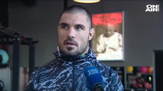 ВИДЕО: Финална подготовка за Георги Валентинов преди EFM Show