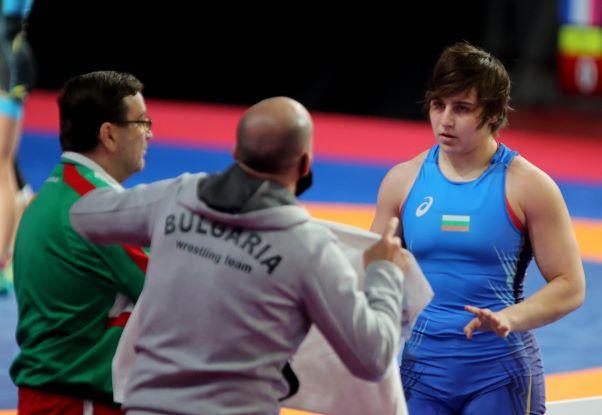 И Янева на финал на Европейското