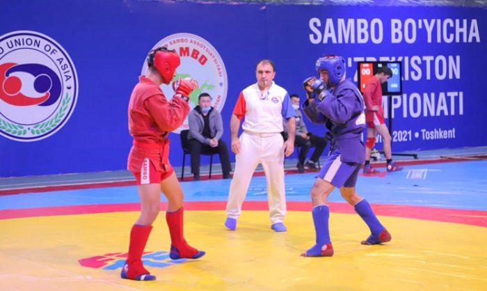 Узбекистан приема Световното по самбо през 2021 г.