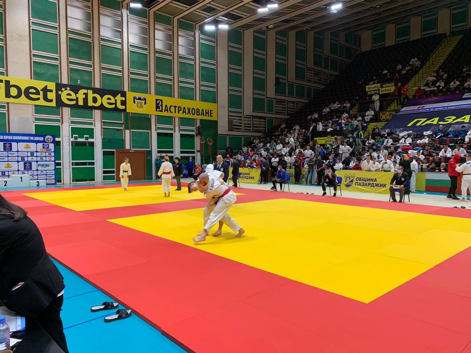 Пазарджик отново прие държавно първенство по джудо