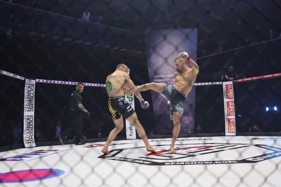 Поляк спря победната серия на Георги Валентинов (ВИДЕО)