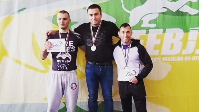 За първи път Велинград прие международен турнир по BJJ