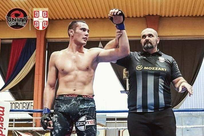 Звярa от Валево се цели в UFC ВИДЕО
