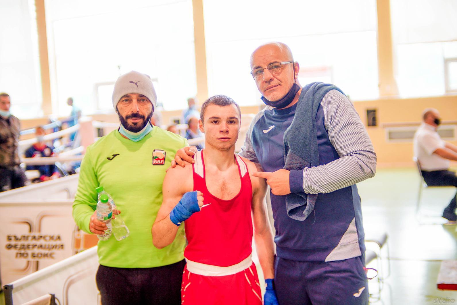 Ясен Радев започва пръв от нашите атаката на медалите на световното в Полша