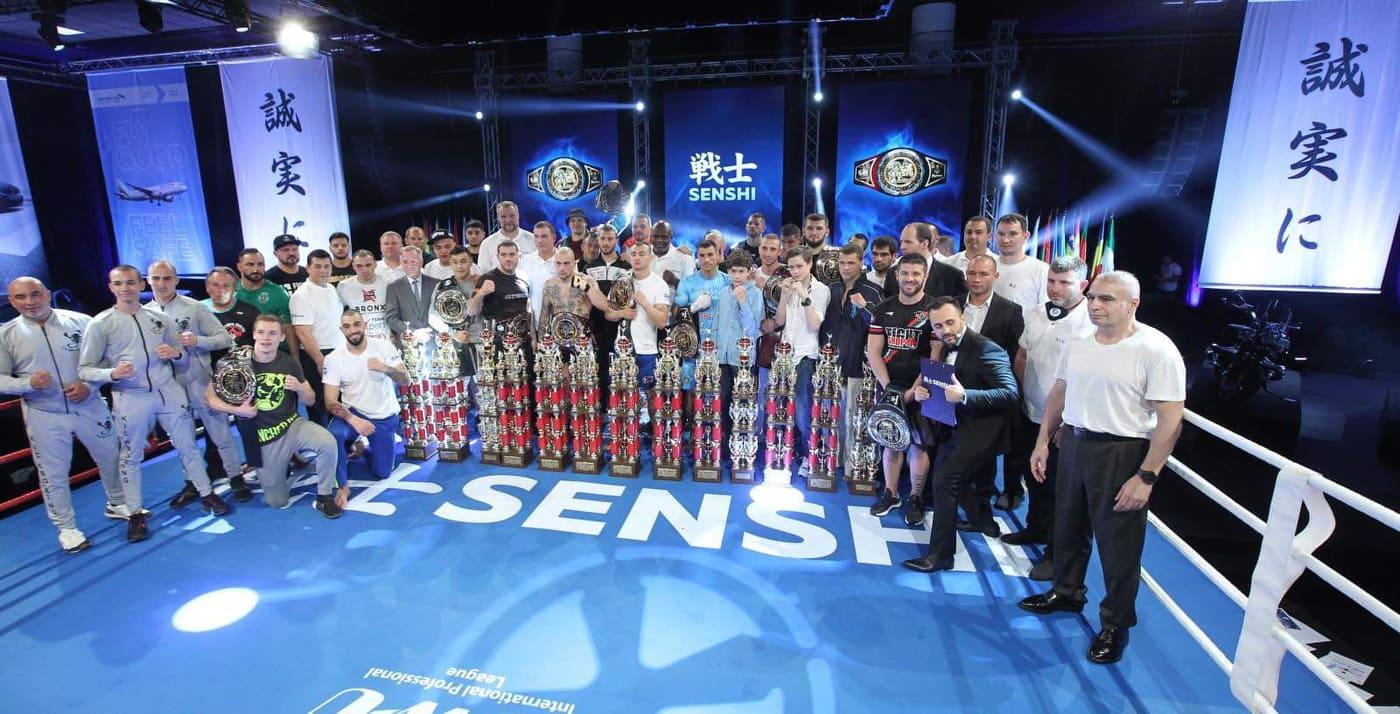 Страхотно шоу и зрелище на SENSHI 8 (резултати)