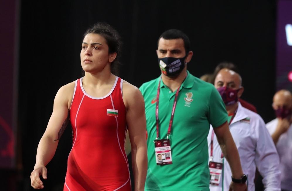 Мими Христова стигна до полуфинал на Световното по борба