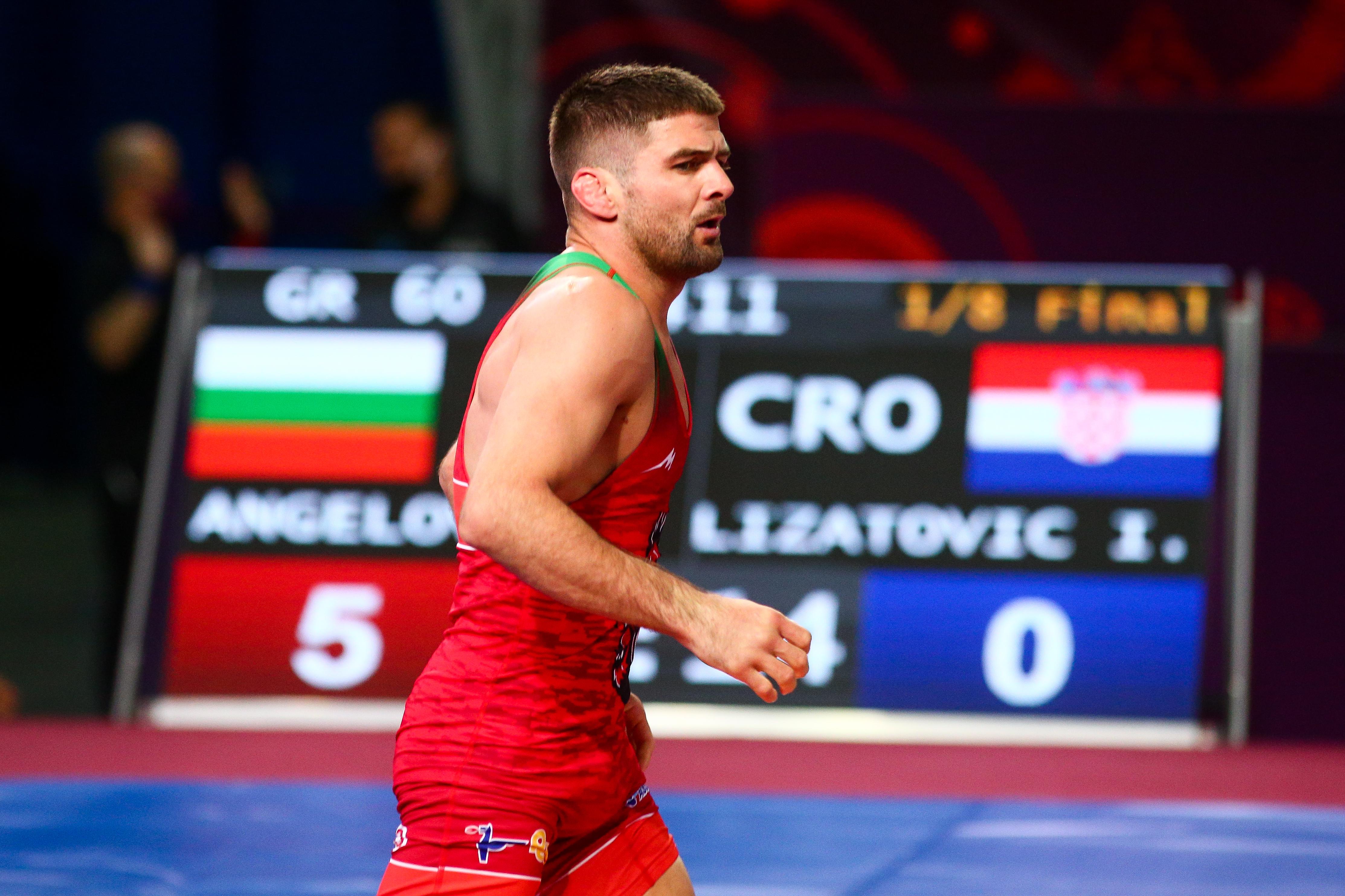 Иво Ангелов започна с победа над шампиона на Хърватия