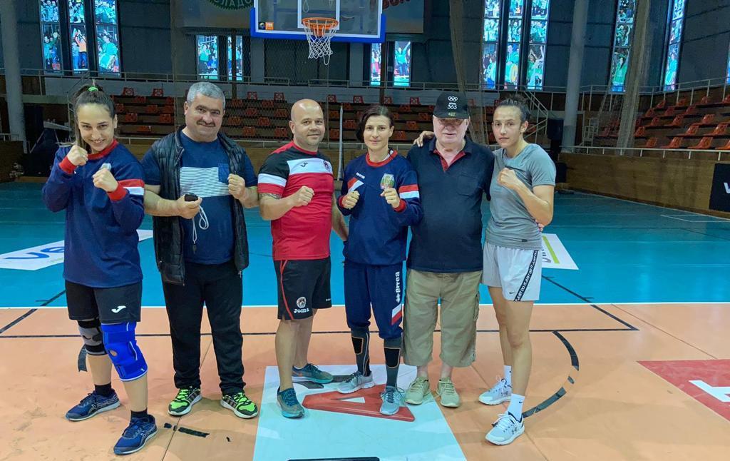 Стойка и Аслъхан избраха Добрич за финал на подготовката