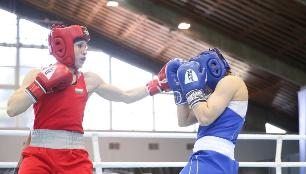 Втори олимпийски шампион тренира със Станимира Петрова