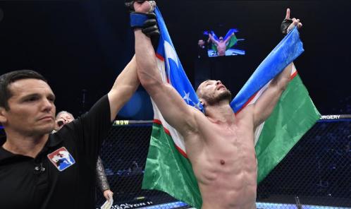 Непобеденият в UFC Мурадов влиза в октагона отново