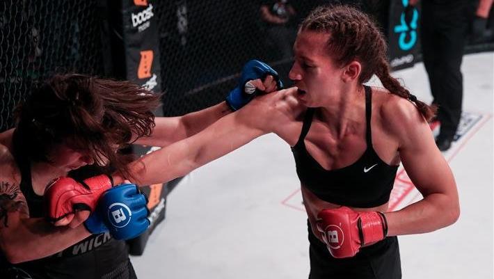 Непобеден боец от Белатор ще дебютира в UFC