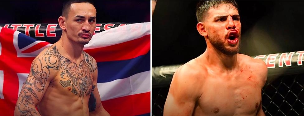 Холоуей – Родригес оглави събитие на UFC
