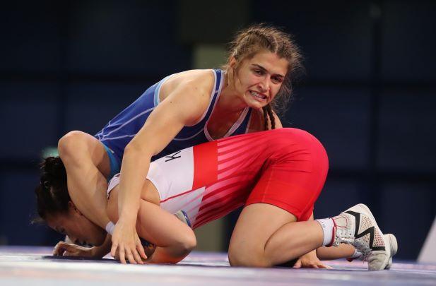 Белберова ще се бори за бронз на Европейското