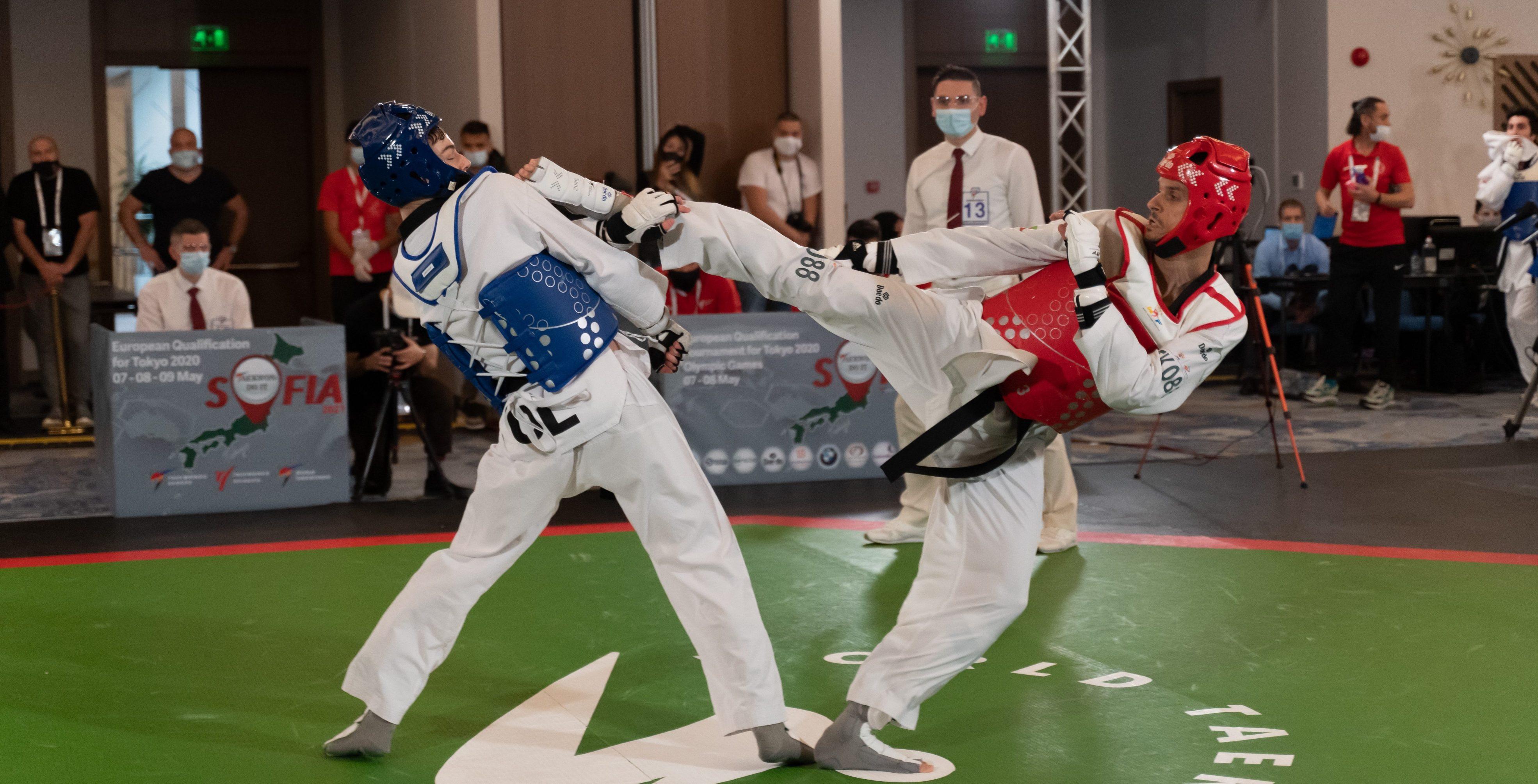 Далаклиев и Иванова стартираха с победи на олимпийските квалификации (СНИМКИ)