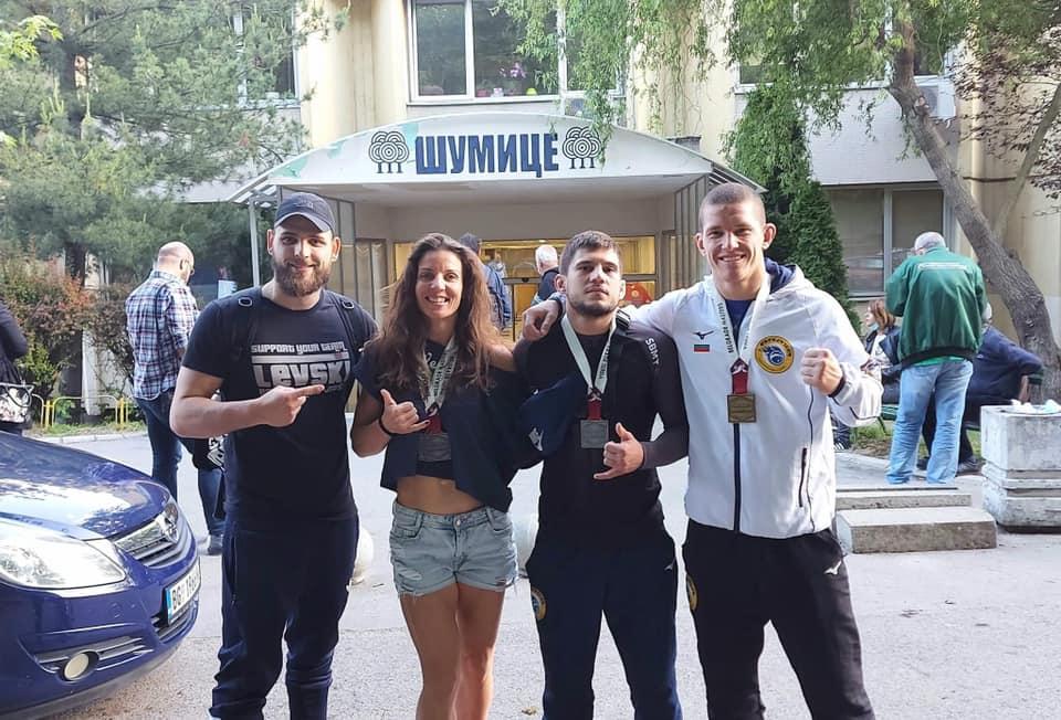 """Четири медала за България от """"Белград Мастърс"""""""