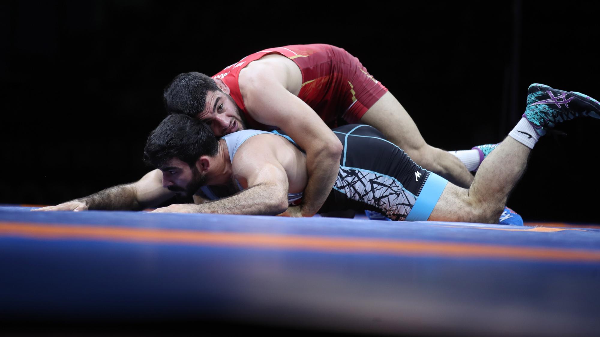 Айк Мнацаканян: Радвам се, че се състезавам за България (ВИДЕО)